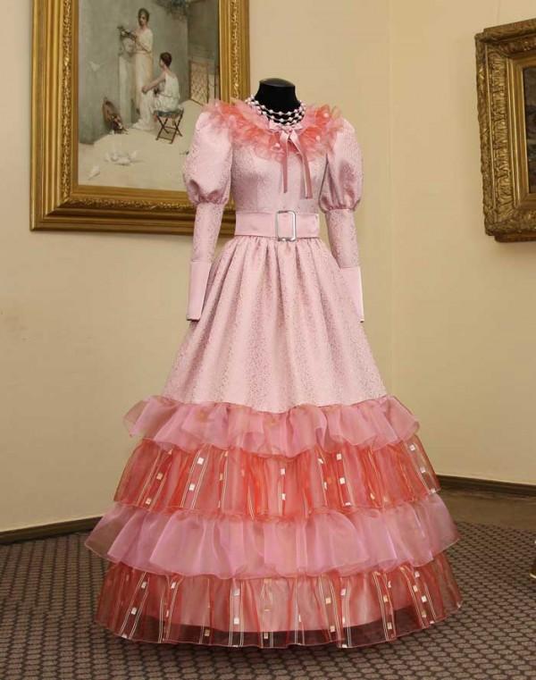 Выходное платье 1826г.