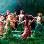 Как создавалась моя весенняя коллекция: «Райский сад»