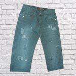 Как из старых джинсов сделать шорты