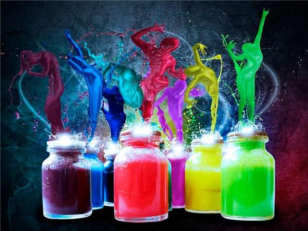 Сила цвета