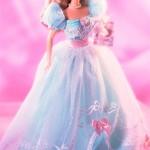 Платье для куклы на бал