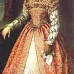 Как сшить платье в испанском стиле XVI века