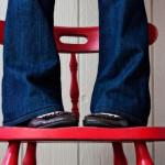 Очень простой способ: как быстро подшить брюки турецким швом!