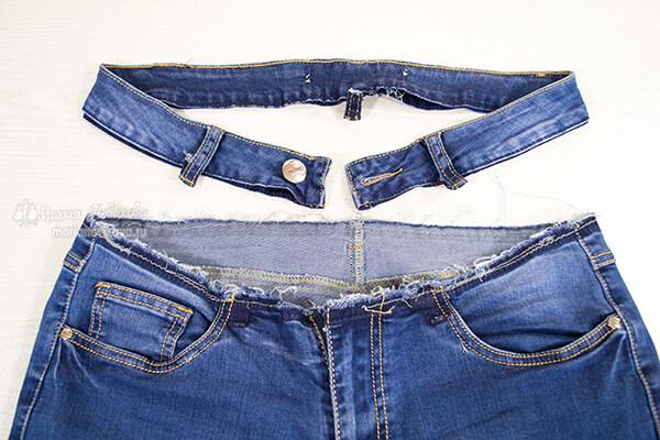 Как сделать брюки для беременных