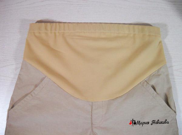 Вставка на брюки