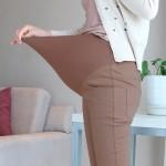 Как сшить вставку на брюки для беременных с запасом
