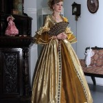 От мечты до успеха: платье в стиле маркизы Помпадур