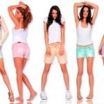 Как выбрать шорты по фигуре и с чем их носить