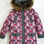 Зимняя куртка парка для ребёнка быстро и просто своими руками