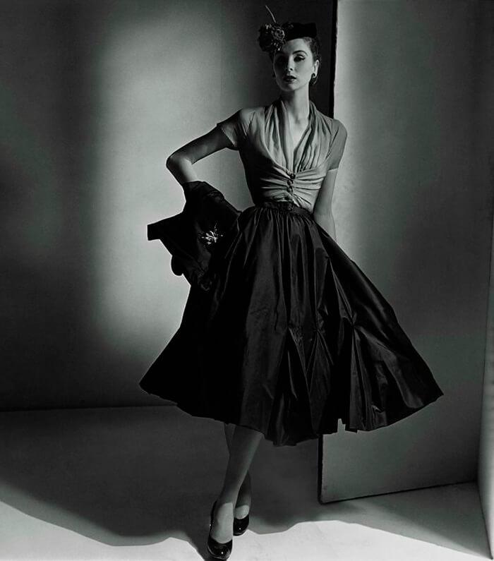 Платье от Кристиана Диор