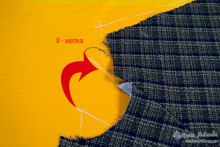 Как сшить пиджак с подкладом