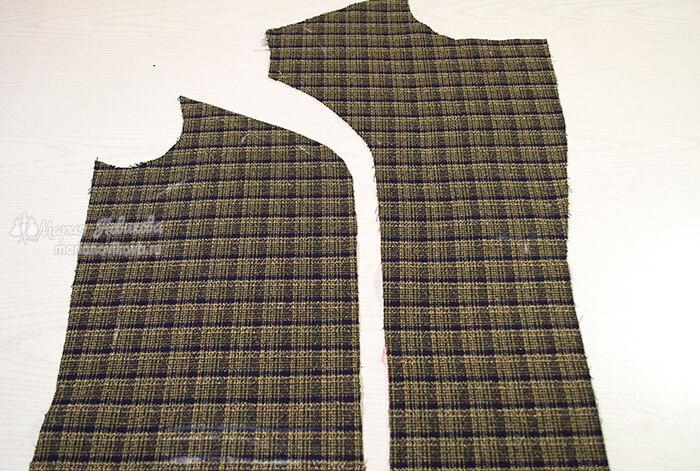 Как шить пиджак женский своими руками мастер класс