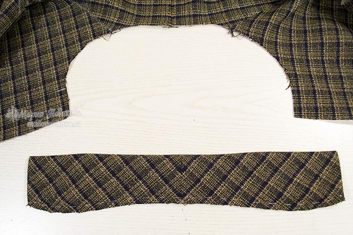 Как сшить классический пиджак
