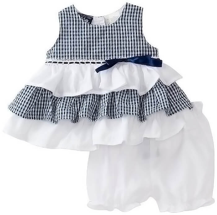 Платье для самых маленьких