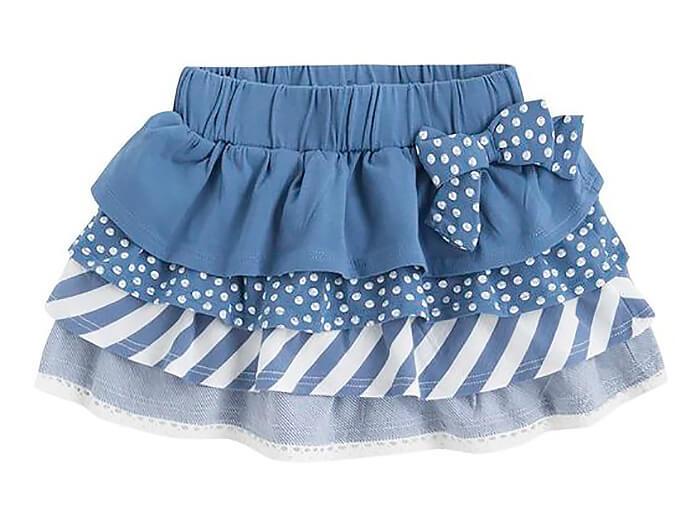 Как сшить пышную юбку