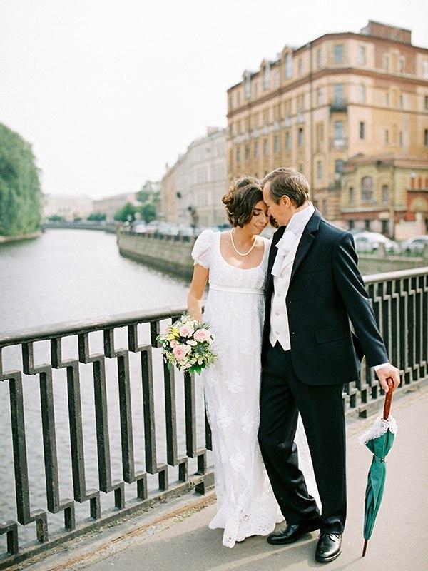 Тематическая свадьба в стиле Джейн Остин