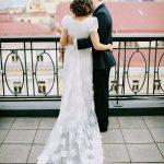 Мастер-класс: как сшить свадебное платье со шлейфом