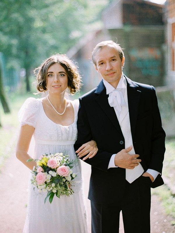 Свадьба в стиле Джейн Остин